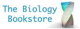 The Biology Bookstore banner