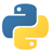 Python programming language Logo